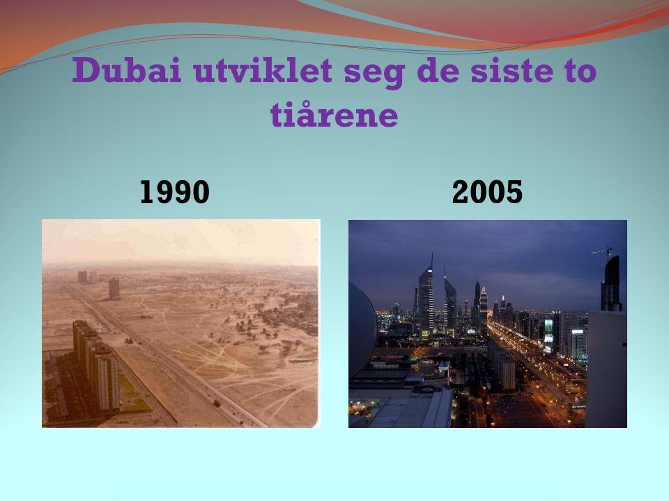 Fakta Areal : 4.114 km² Innbyggere : 2.262 000 bare 17% er emirati Offisiell språk: arabisk Andre språk: engelsk og urdu Valuta: Dirham USD 1 = AED 3.65