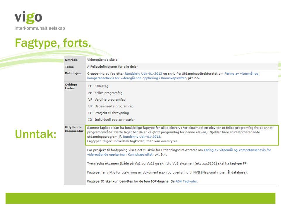 Føringsskrivet - Pkt 6.3 Ikke dokumentert fravær IM + FAM29 Dokumentert fravær IM + FAM 39 Karakter IM og riktig FAM-kode