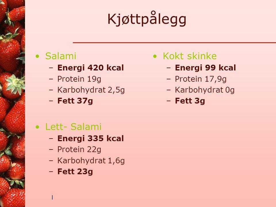 Hvordan redusere totalt og mettet og øke umettet fett i det daglige kostholdet.