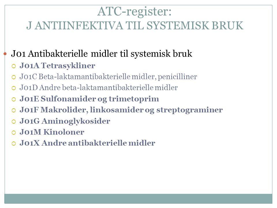 BRYTNINGSPUNKTER FOR ANTIBIOTIKUM X MIC mg/l 32oo o 16 8.0 o o ooo 4.0 oo oo oooo 2.0 oo ooo 1.0o o o o o 0.5 10 20 30 40 50 mm hemningssone (diameter) Brytningspunkter Resistent:  32 mg/L Sensitiv:  2 mg/L Intermediær: >2 og < 32