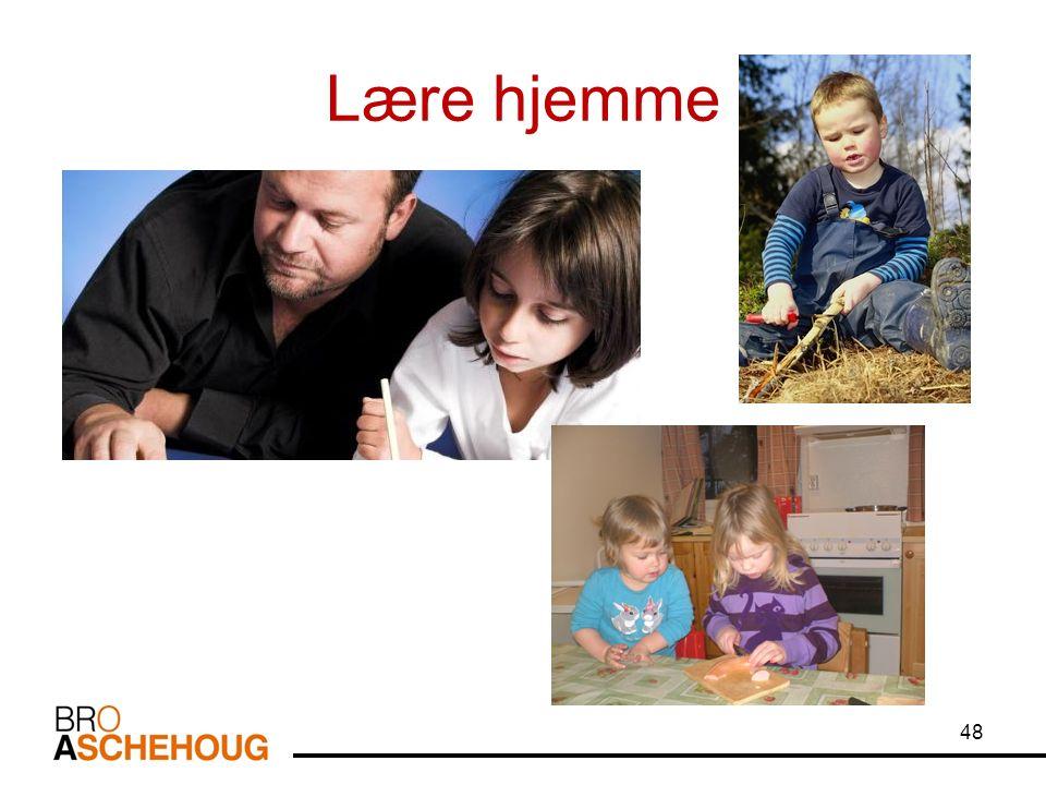Lære hjemme 48