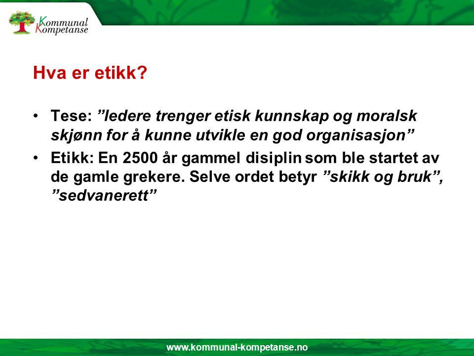 www.kommunal-kompetanse.no Kva rolle er eg i. Behandlar/tenesteleverandør/tilsett i off.