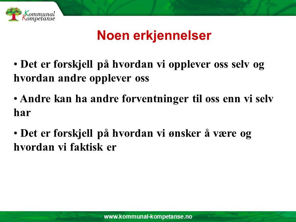 www.kommunal-kompetanse.no Hva er etikk.