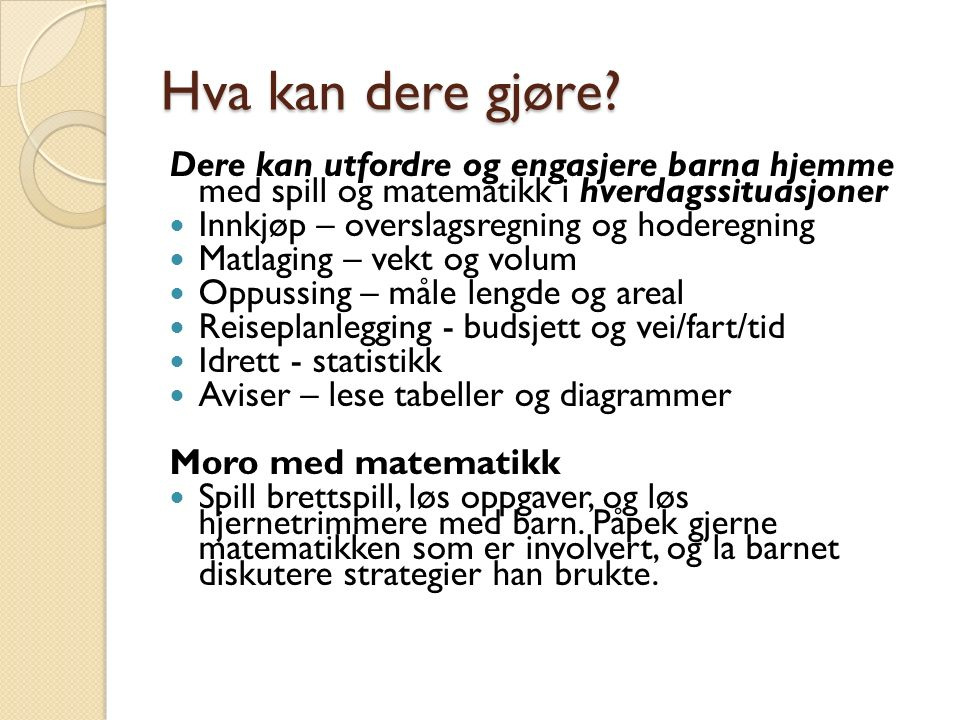 Skriftlige metoder - divisjon Åpen eller lukket metode?