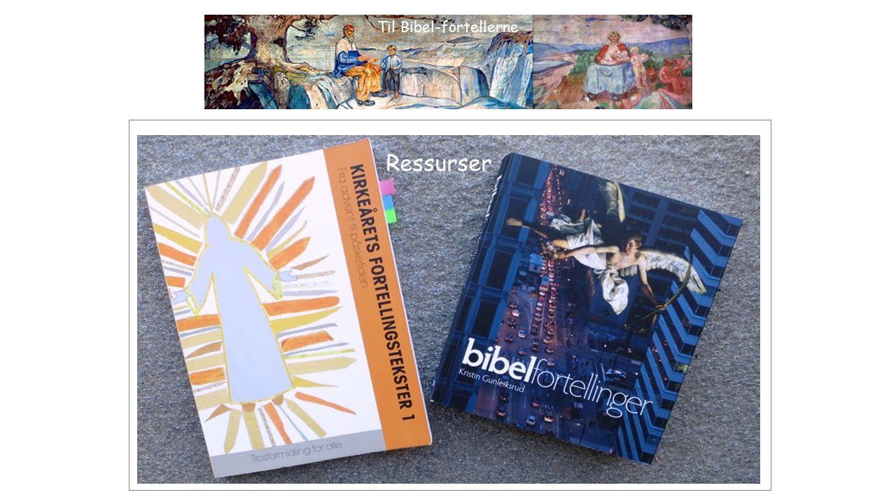 Ressurser Til Bibel-fortellerne