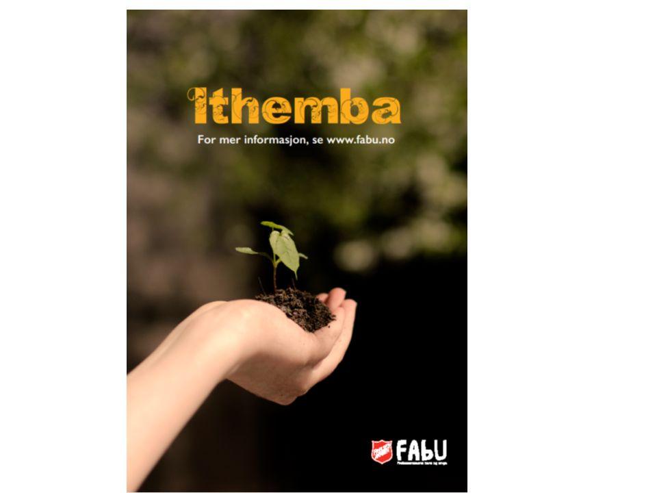 Ithemba betyr håp på Zulu.