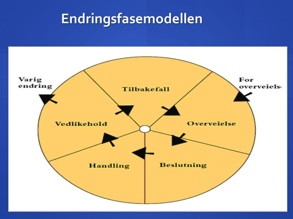 Endringsfasemodellen