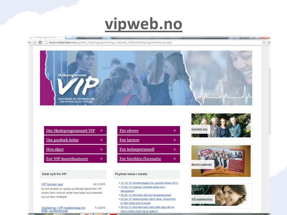 Eksempel: Makkerskapsinnføring første skoledag Presentasjon av VIP og makkerskap Hva er målet.
