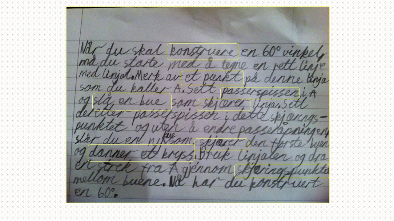 Elevtekst «Det var alltid liv og røre hjemme hos oss.