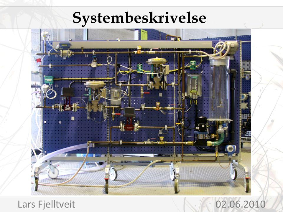 Systembeskrivelse Lars Fjelltveit02.06.2010