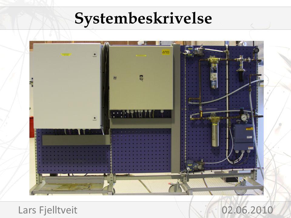 Systembeskrivelse Lars Fjelltveit 02.06.2010
