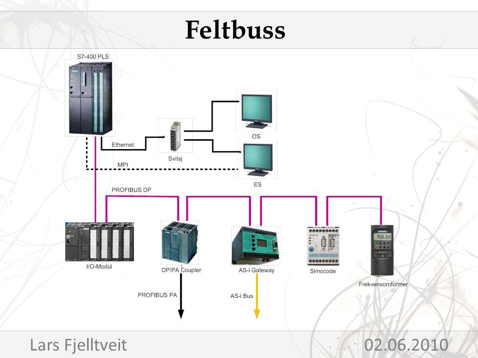 Feltbuss Lars Fjelltveit 02.06.2010