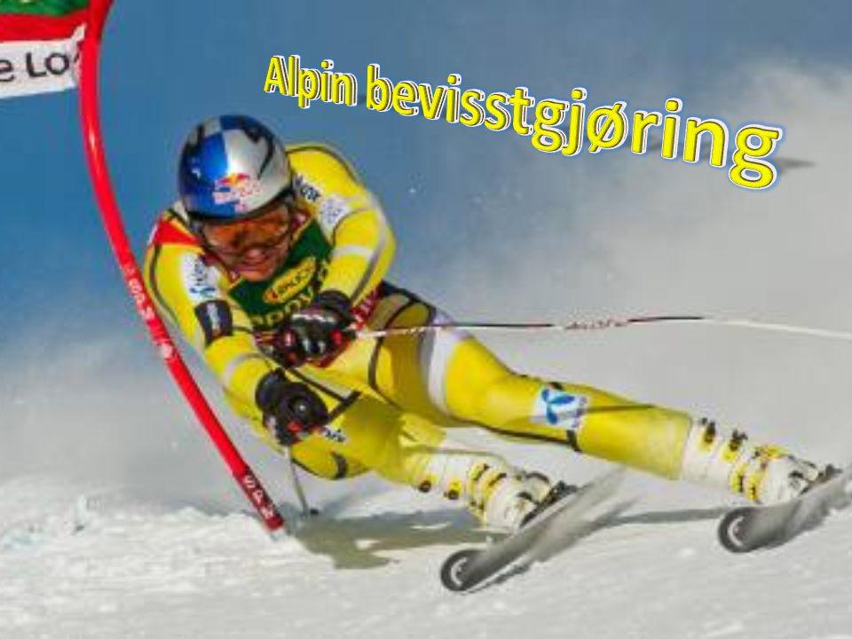 TAKTIKK ALPINT Det som gjelder i alpint er å se etter muligheter og ikke begrensninger, men for å få til dette må man ha god kunnskap og erfaring.
