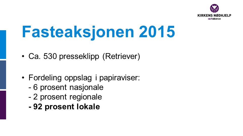 Fasteaksjonen 2015 Ca.