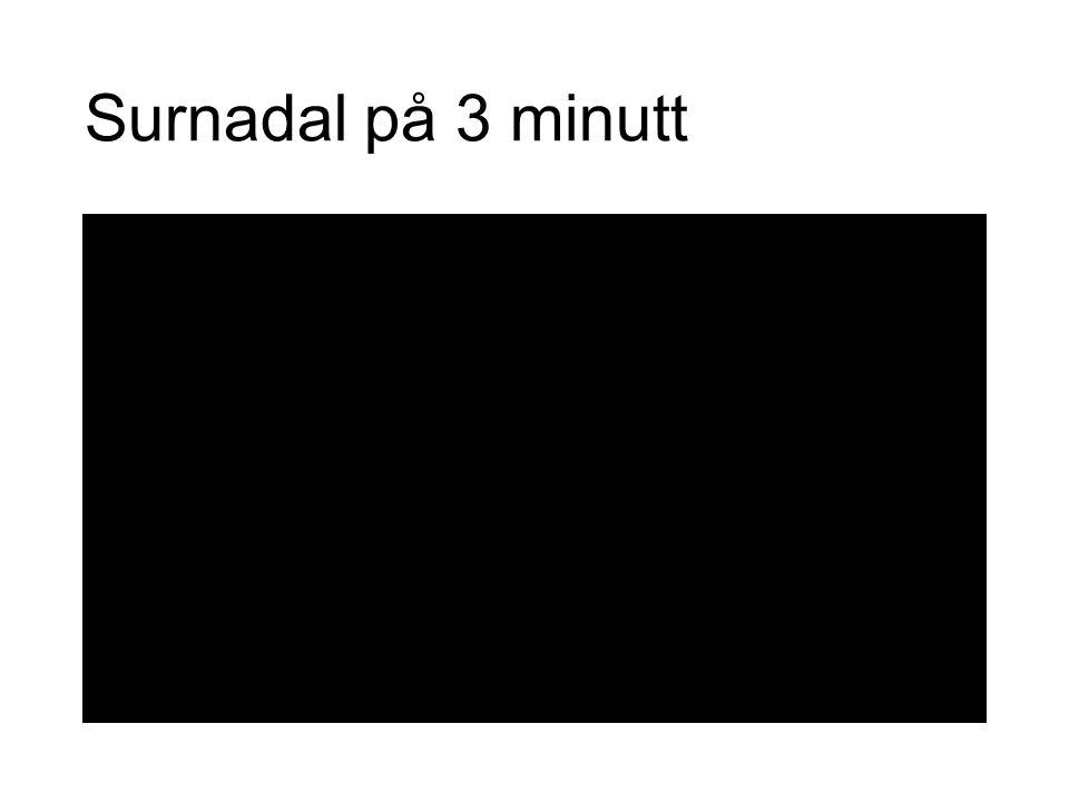 Surnadal på 3 minutt