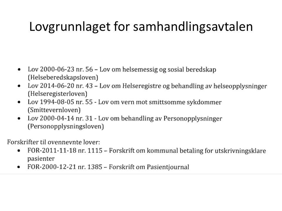 Avvikshåndtering Prosedyre for melding om avvik på samhandlingsavtalen mellom kommune og HMR