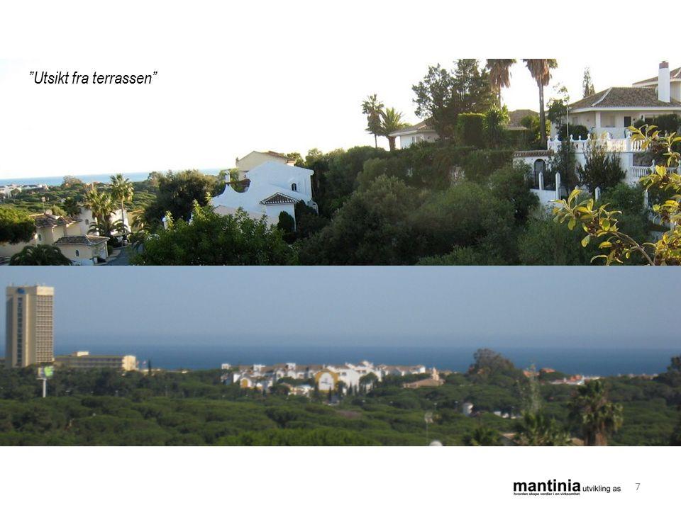 Utsikt fra terrassen 7