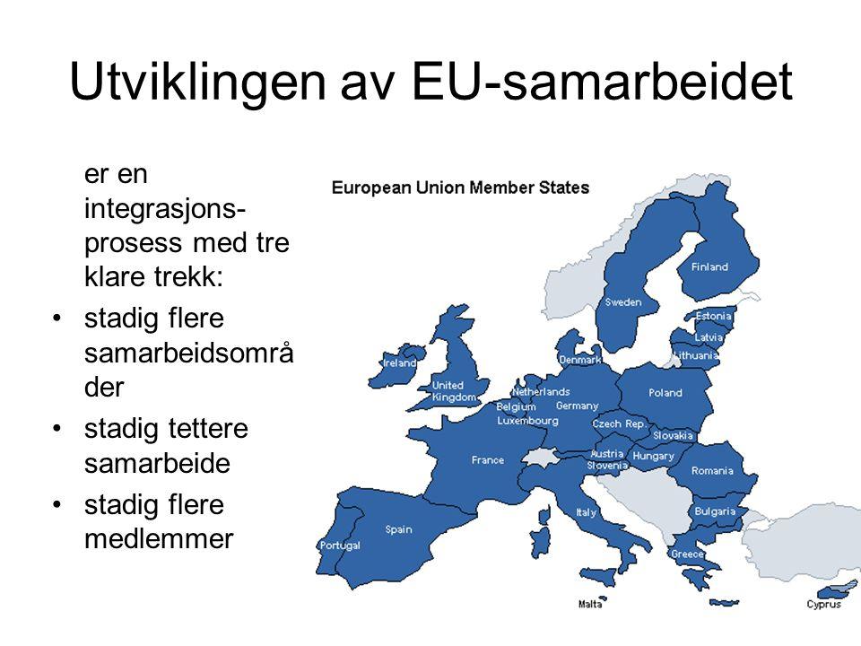 Lisboatraktaten har til hensikt å gjøre EU både mer effektiv og mer legitim og demokratisk.