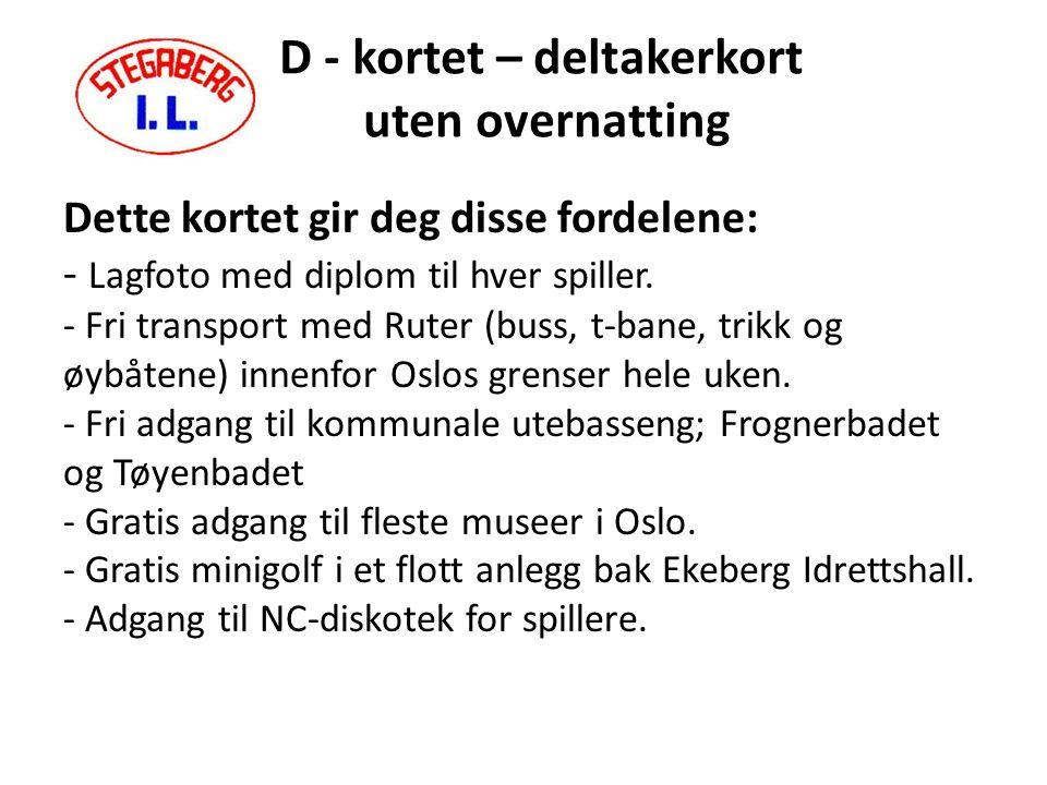Ansvarlige ledere Norway cup Hovedansvarlig: Aud Irene Eikemo Mobil: 47028186 Medansvarlig: Sigurd Emil Wåge Mobil: 97789081