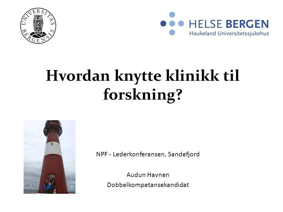 OCD-teamet i Helse Bergen