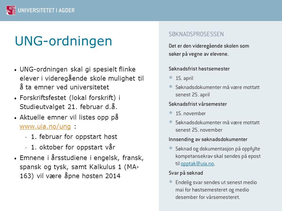 9 Forkurs, TRES og Y-veien Forkurs Grimstad Forkurs Kristiansand (Kvadraturen skolesenter, opptak administreres i Grimstad) Y-vei bygg, data, elektronikk, fornybar energi, fly, mekatronikk TRES bygg, data, elektronikk, fornybar energi, fly, mekatronikk Fagskole stort sett på bygg, mekatronikk og fornybar energi.