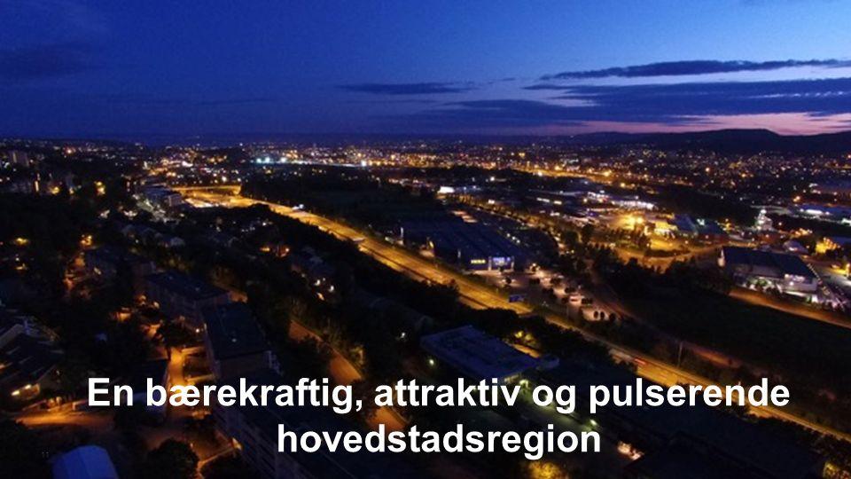 En bærekraftig, attraktiv og pulserende hovedstadsregion 11