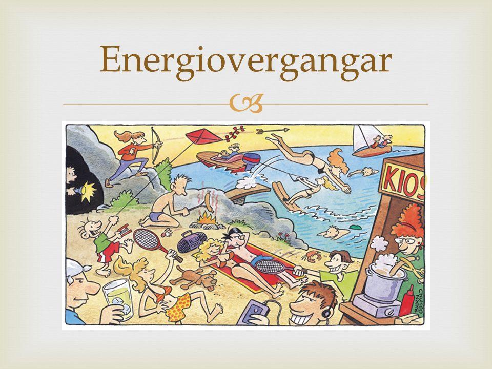  Energiovergangar