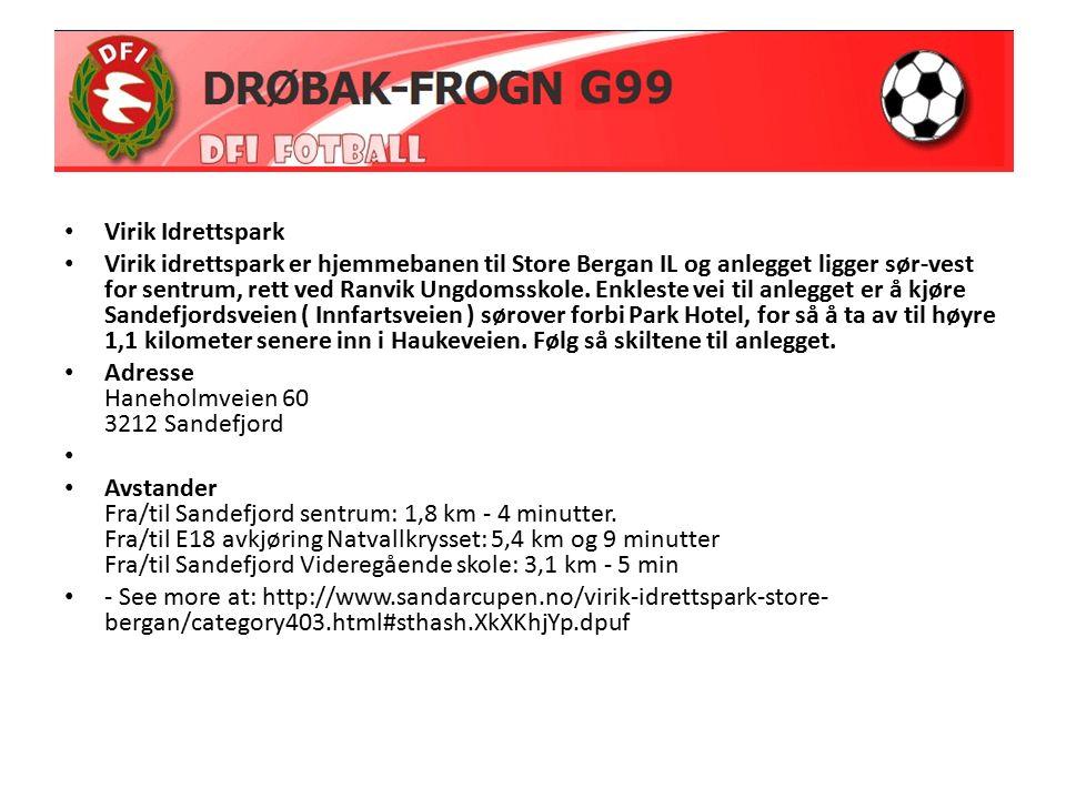 Bugården - Storstadion Bugården med den gamle eliteseriearenaen Storstadion, er en av Sandefjords virkelige perler og er hjemmebanen til Sandefjord Ballklubb.