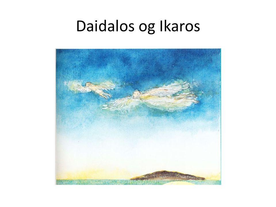 Daidalos og Ikaros