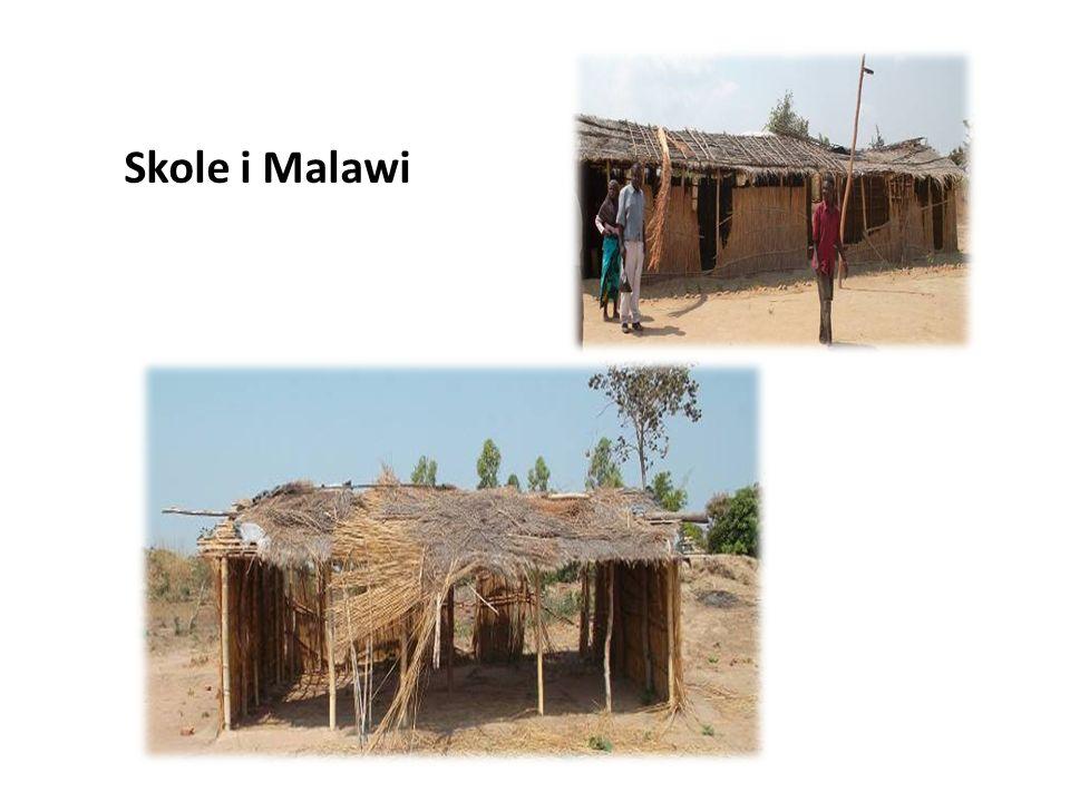 Skole i Malawi