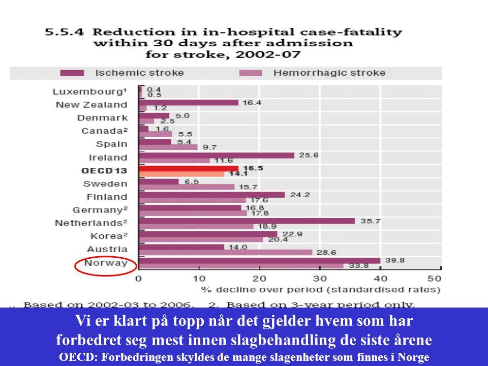 91 Kanskje gir noen OECD rapporter en del svar: Rapport nov 2011