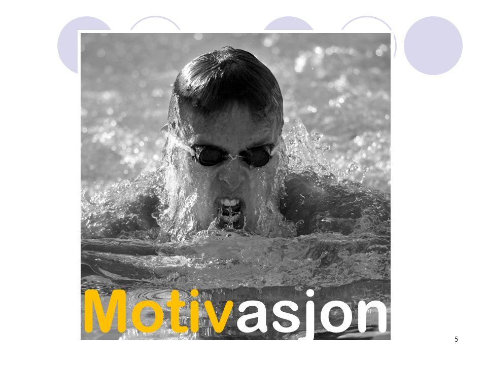 6 Kjennetegn på motiverte individer Høy innsats Prøver hardt Søker utfordringer Utstår motgang Presterer optimalt i forhold til egne evner 6
