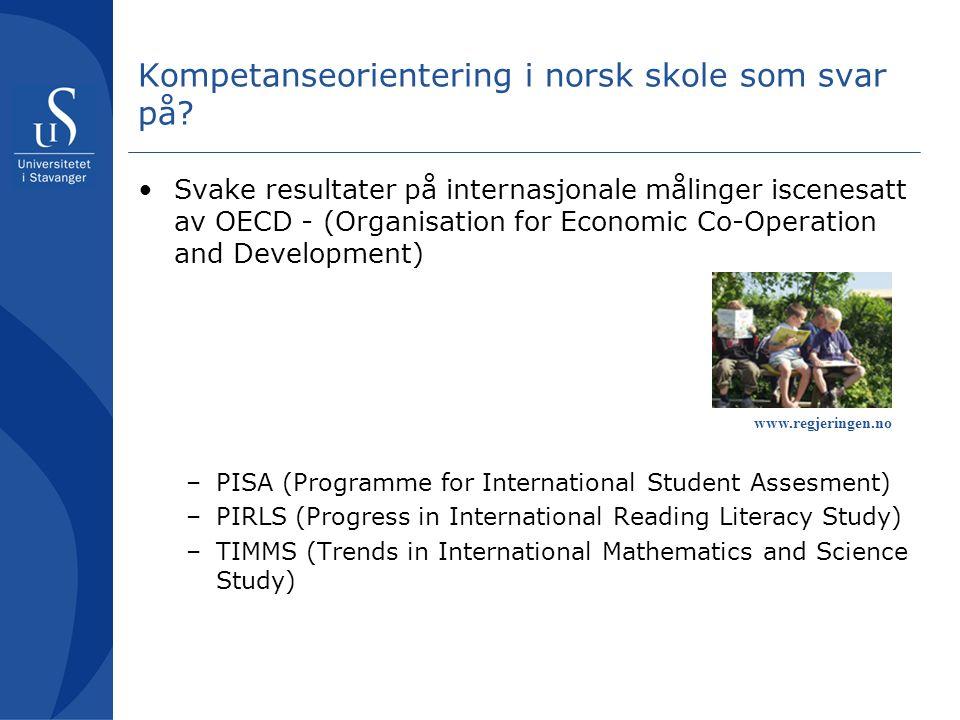 Kunnskapsministeren om ny PISA-undersøking: - Alvorlig utfordring for norsk skule For første gong ligg dei norske leseresultata no under gjennomsnittet for OECD.