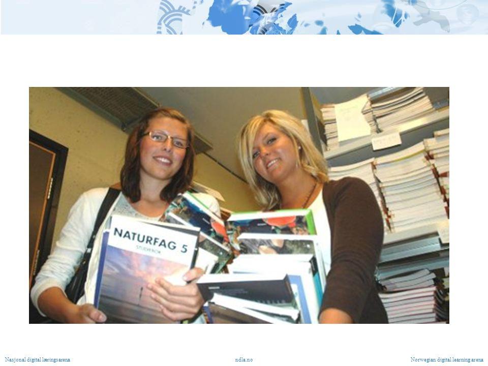 VS ndla.noNasjonal digital læringsarenaNorwegian digital learning arena