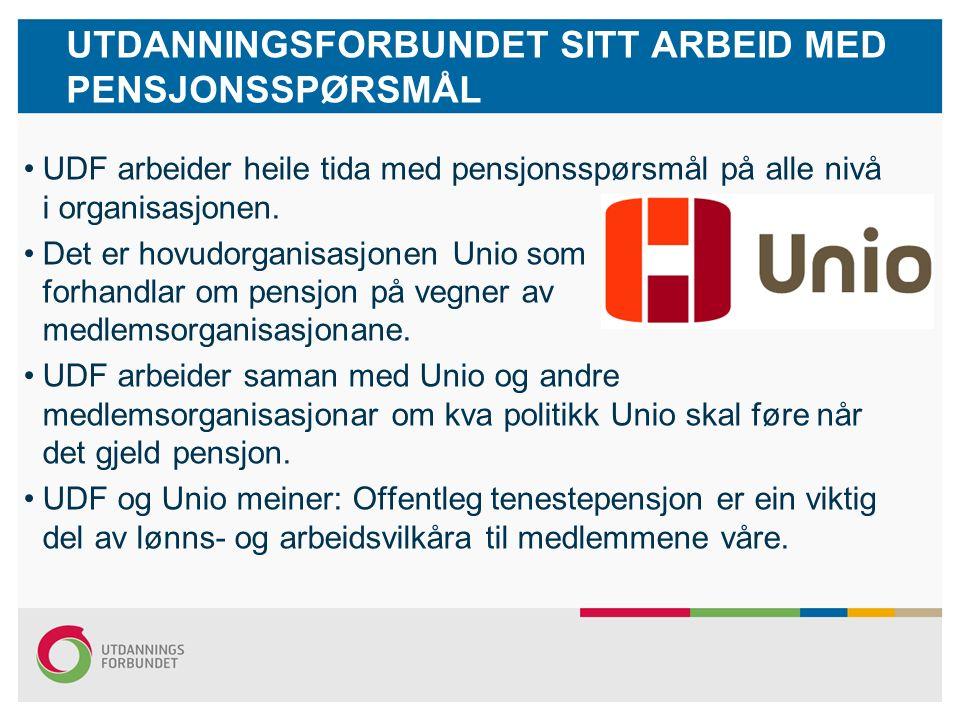 Levealderjustering, barnetillegg Levealderjustering frå 2011, ca.halv levealderjustering Skjerminga utgjer 0,25 prosentpoeng pr.