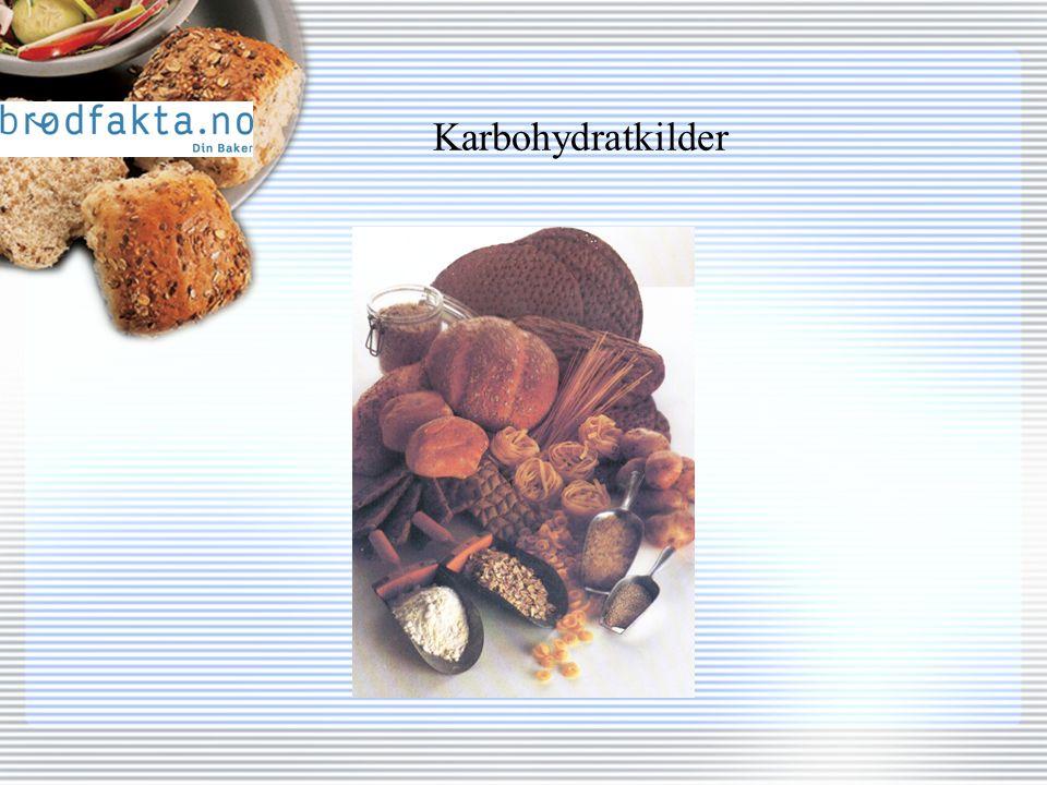 Karbohydratkilder