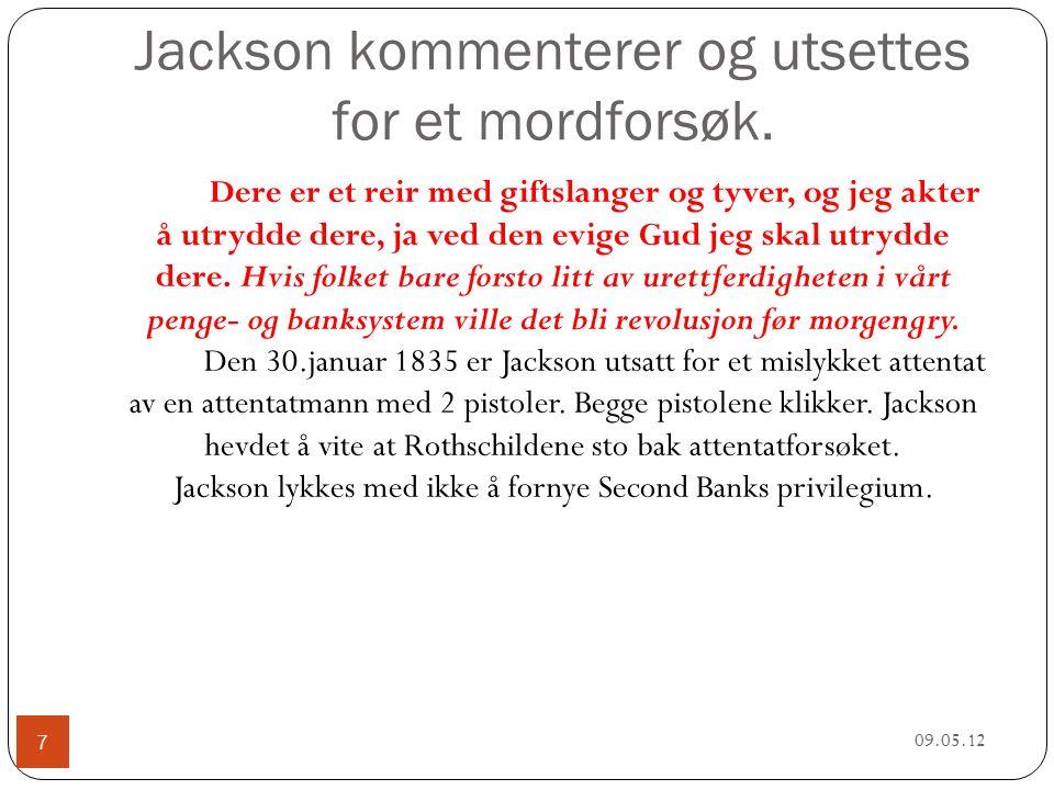 Galbraith 09.05.12 8 Prosessen banker skaper penger på er så enkel at forstanden blir koblet ut.