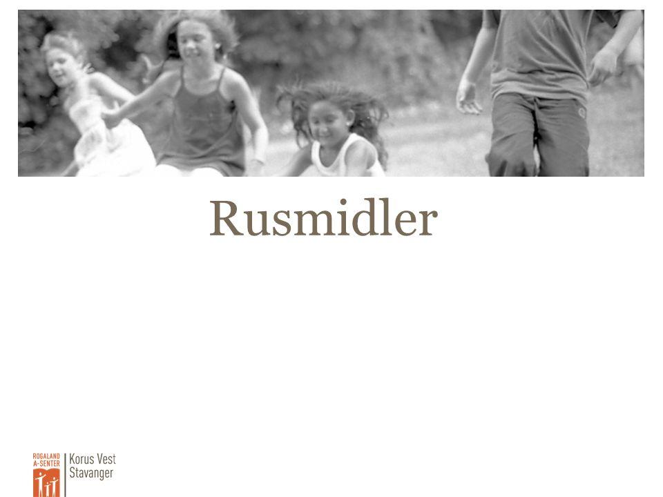 Rusmidler