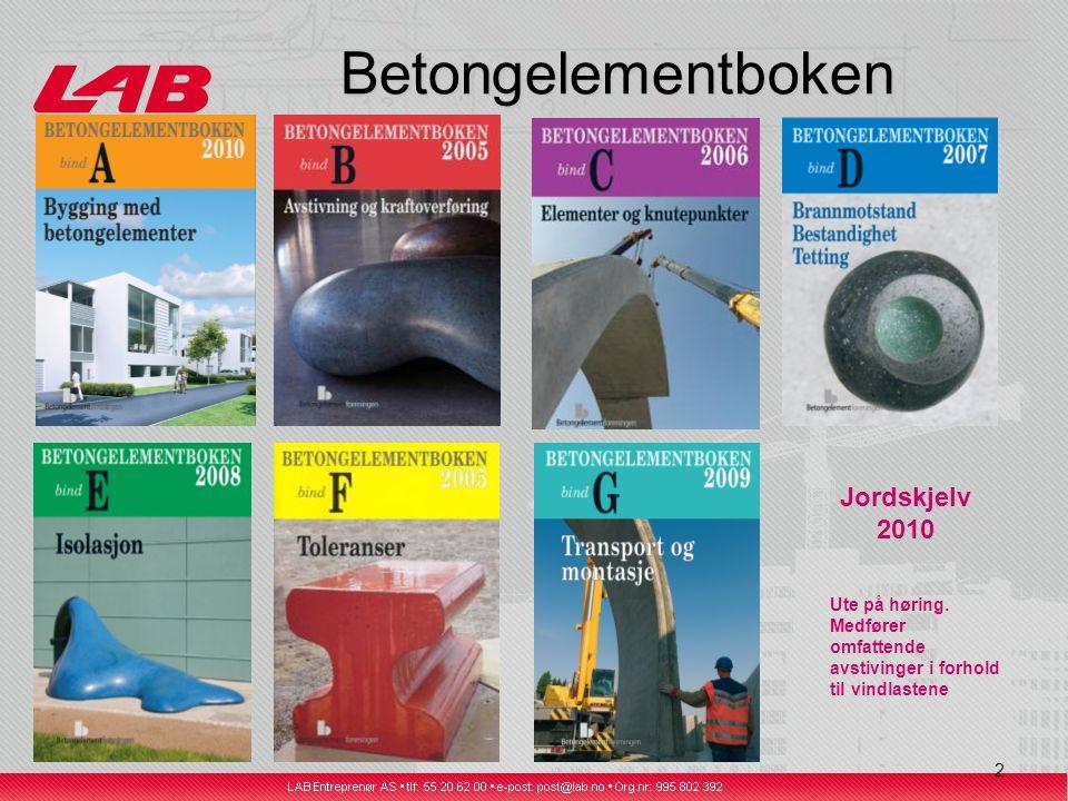 2 Betongelementboken Jordskjelv 2010 Ute på høring.