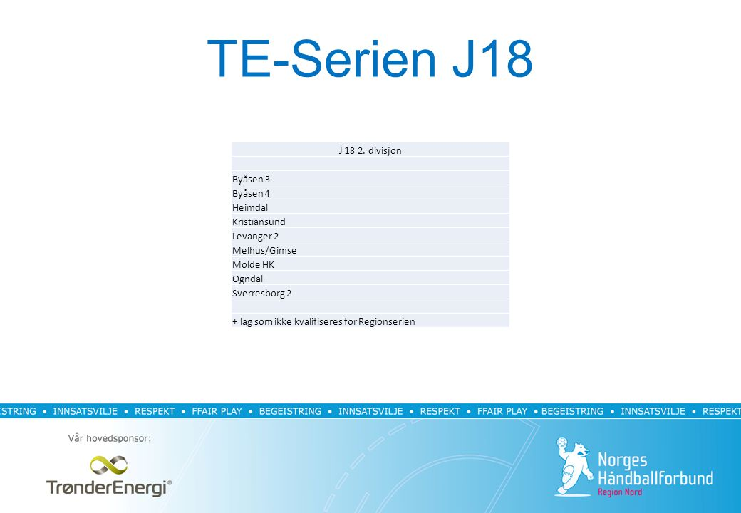 TE-Serien J18 J 18 2.