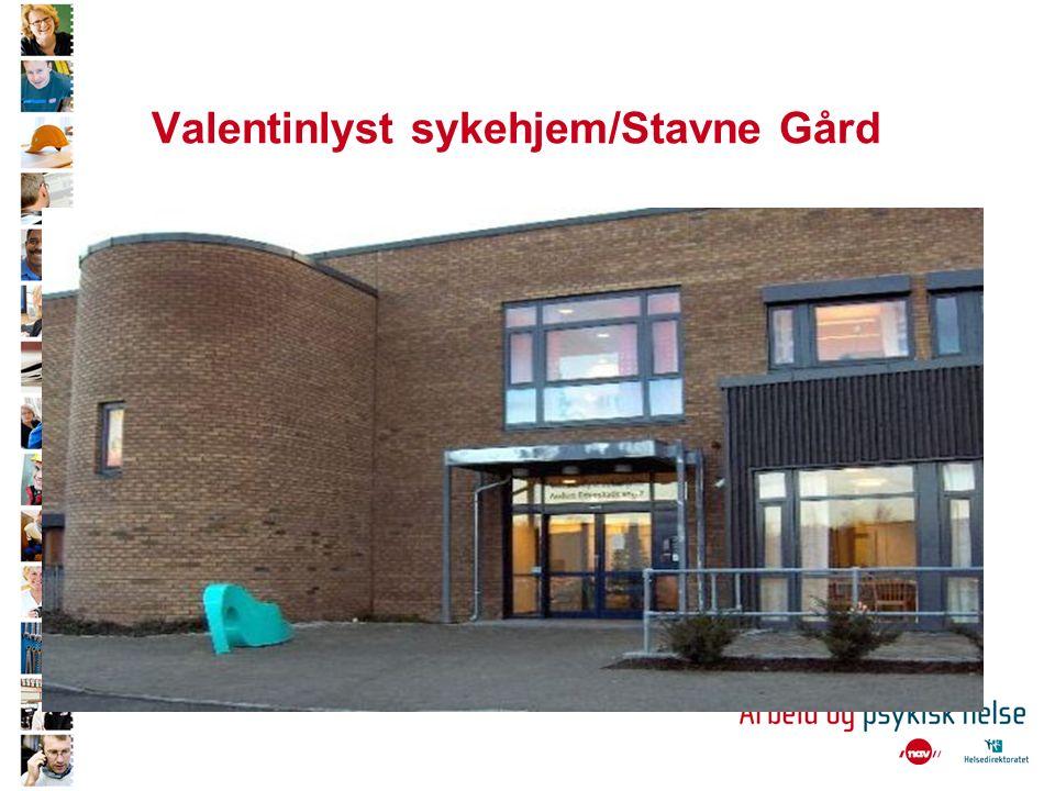 Valentinlyst sykehjem/Stavne Gård