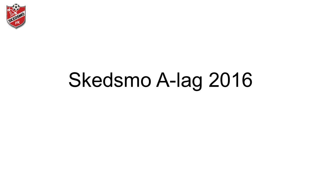 Skedsmo A-lag 2016