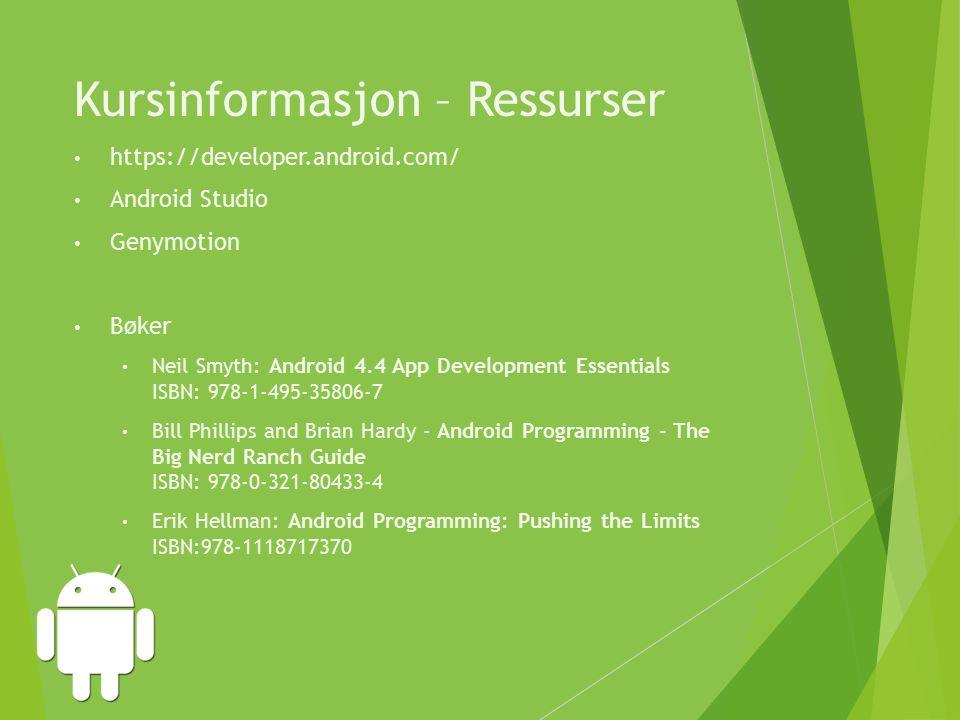 Hva er Android? Operativsystem Kjører på en rekke enheter Åpen kildekode
