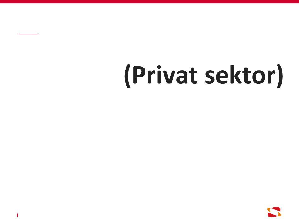 (Privat sektor)