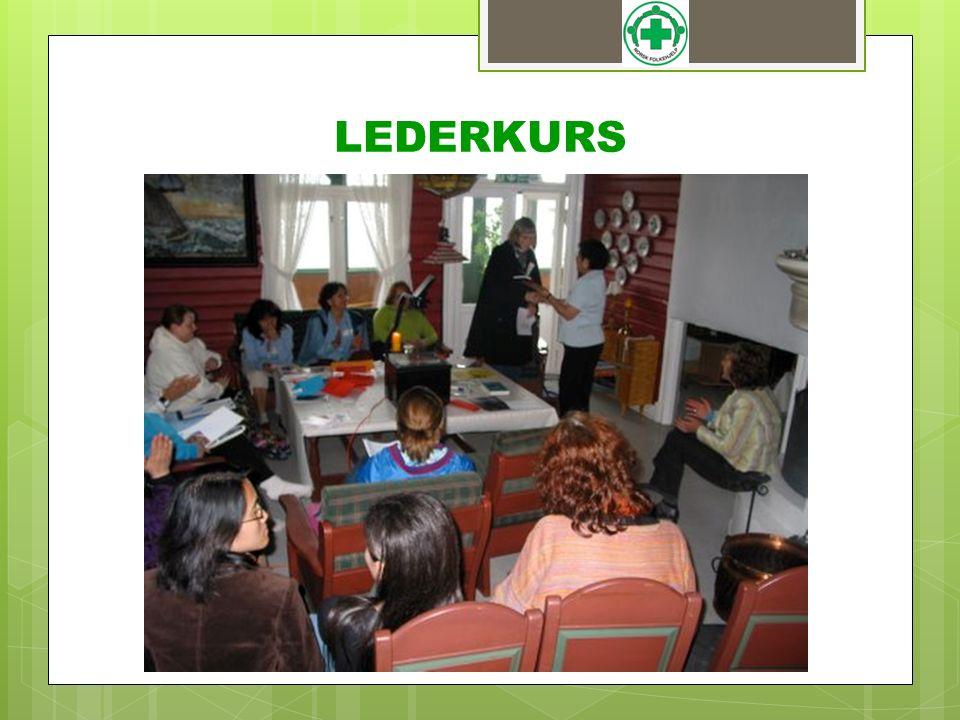 LEDERKURS