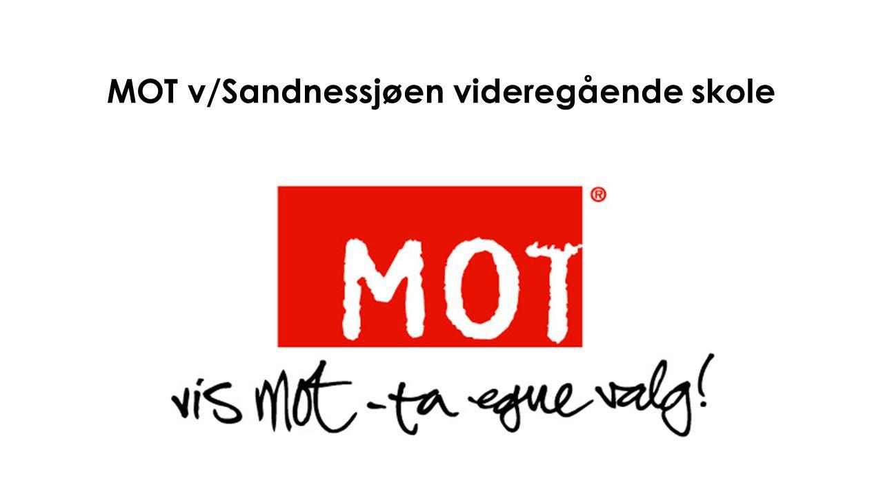 MOT v/Sandnessjøen videregående skole