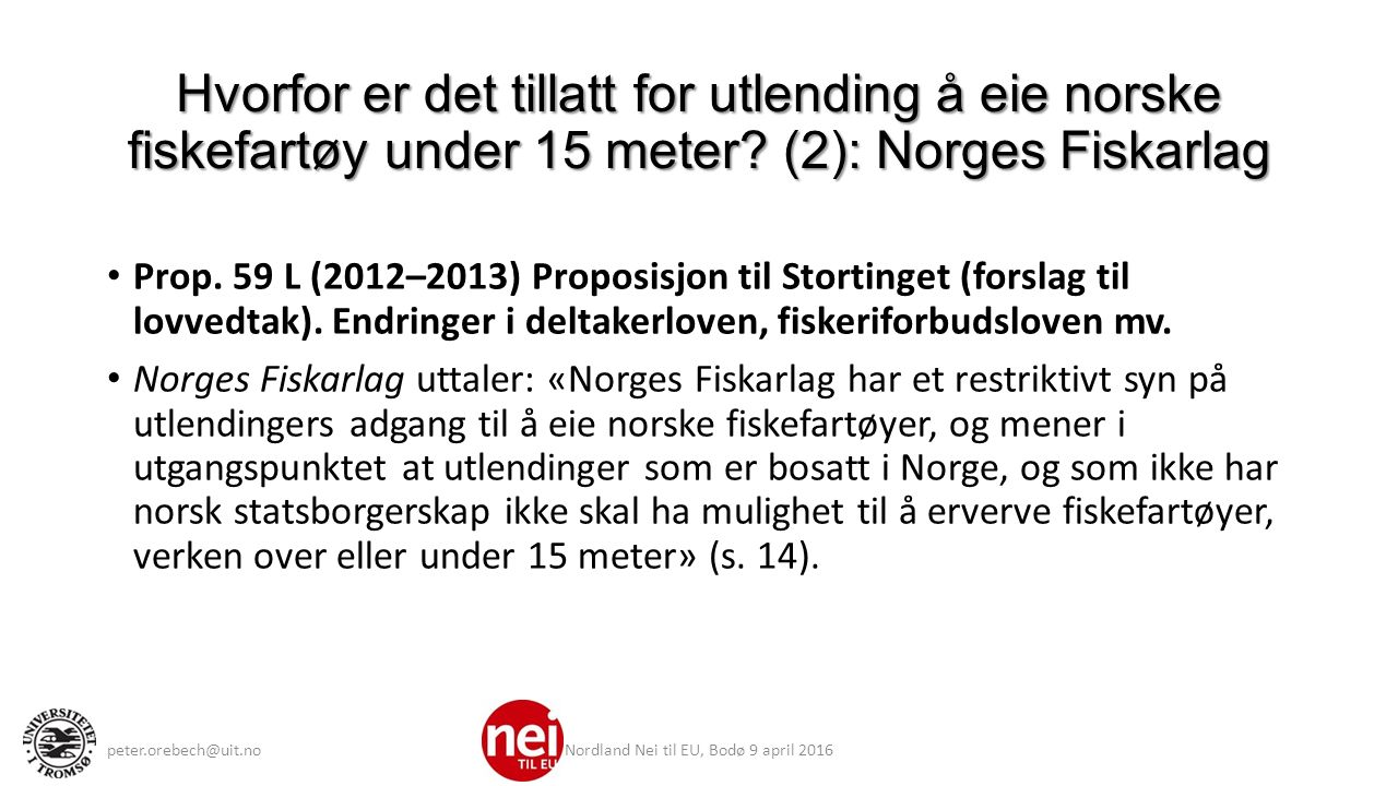 Etter EØS (11): Ny utlendingslov (2) Lov om utlendingers adgang til riket og deres opphold her (utlendingsloven) av 15.05.2008 nr.