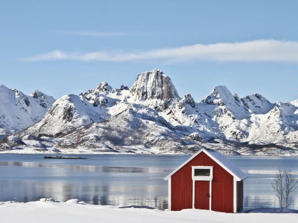 Sjø og vassdrag Sortland har en arealbruk i sjø og vassdrag som ivaretar et voksende behov for inngrepsfrie naturområder.