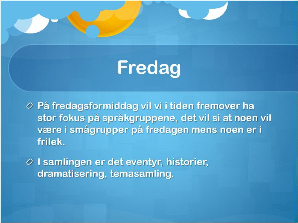 Solborg barnehage sine mål med språkarbeid: Vi ønsker at alle barna skal få gode språklige utviklingsmuligheter.