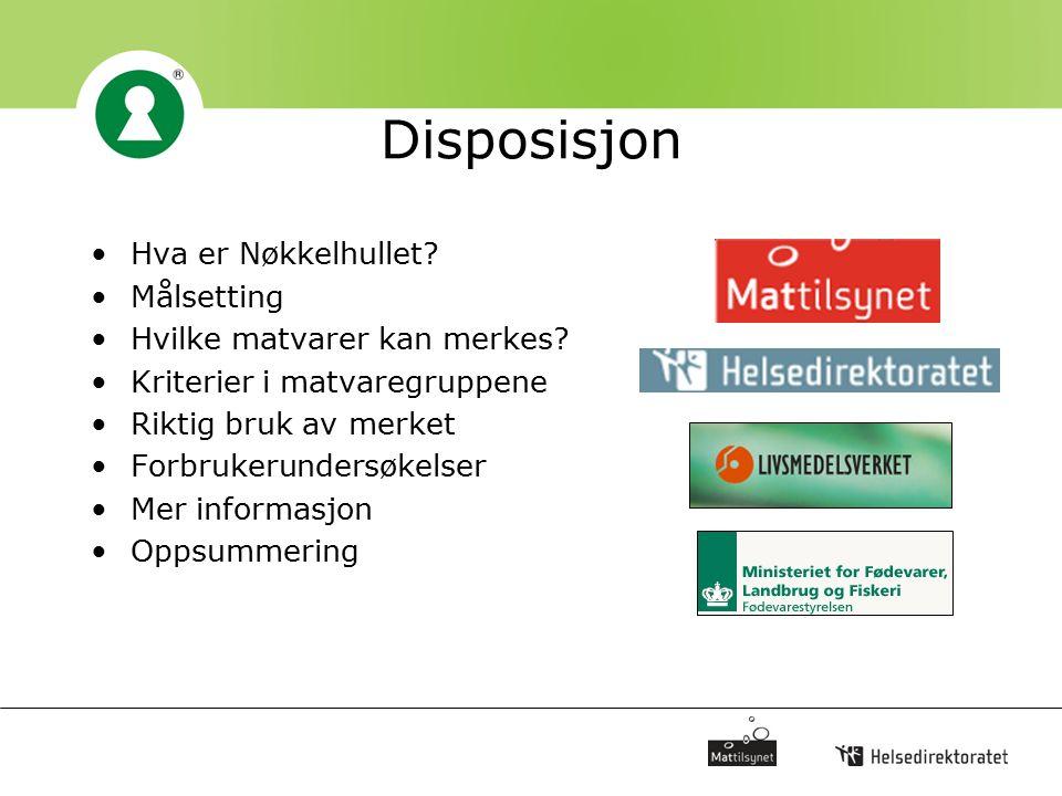 Fisk og fiskeprodukter NæringsmiddelgruppeVilkår 12.